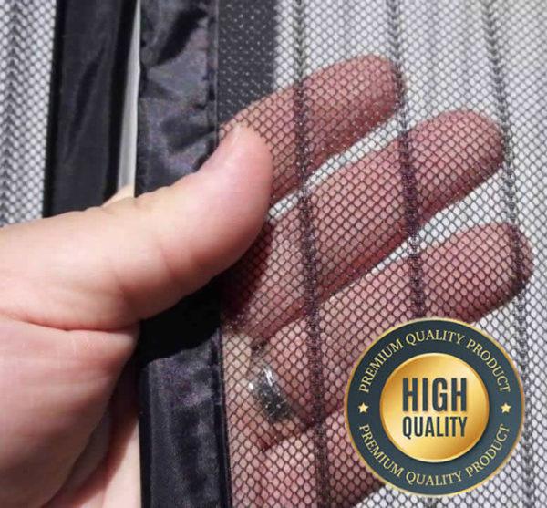 magnetic mosquito screen doors