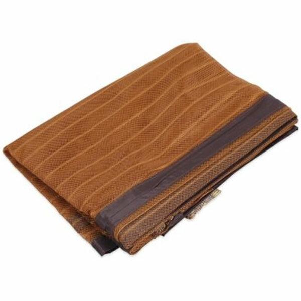 brown magnetic screen doors